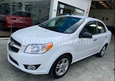 Foto venta Auto usado Chevrolet Aveo LTZ Aut (Nuevo) (2017) color Blanco precio $133,900