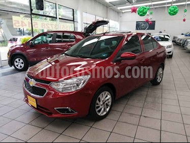 Foto venta Auto usado Chevrolet Aveo LTZ Aut (Nuevo) (2018) color Vino Tinto precio $199,000