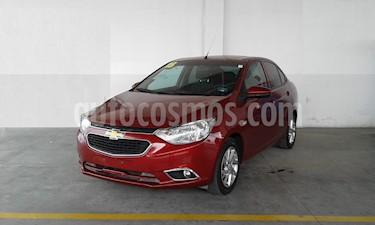 Foto Chevrolet Aveo LTZ Aut (Nuevo) usado (2018) color Rojo Victoria precio $191,000
