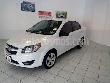 Foto venta Auto usado Chevrolet Aveo LTZ Aut (Nuevo) (2017) color Blanco precio $155,000