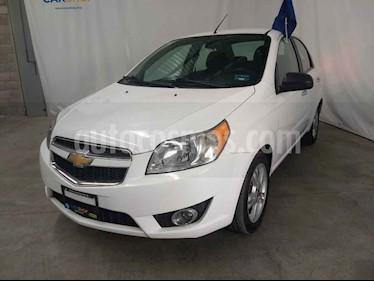 Foto Chevrolet Aveo LTZ Aut (Nuevo) usado (2017) color Blanco precio $133,900