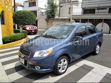 Foto venta Auto usado Chevrolet Aveo LTZ Aut (Nuevo) (2013) color Azul precio $109,900