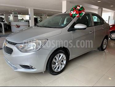 Foto Chevrolet Aveo LTZ Aut (Nuevo) usado (2018) color Plata precio $183,700