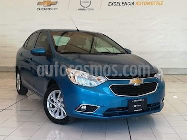 Foto venta Auto usado Chevrolet Aveo LTZ Aut (Nuevo) (2018) color Azul precio $195,000