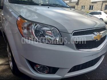 Foto venta Auto usado Chevrolet Aveo LTZ Aut (2017) color Blanco precio $149,900