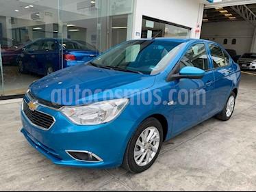 Foto venta Auto usado Chevrolet Aveo LTZ Aut (2018) color Azul precio $169,800