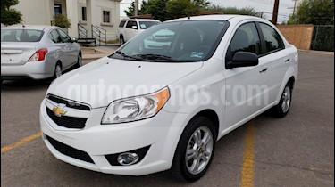Foto venta Auto usado Chevrolet Aveo LTZ Aut (2018) color Blanco precio $171,900