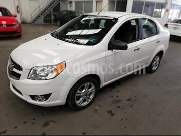 Foto venta Auto Seminuevo Chevrolet Aveo LTZ Aut (2017) color Blanco precio $145,000