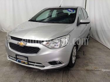 Foto Chevrolet Aveo LTZ Aut usado (2018) color Plata precio $166,900