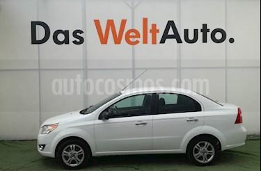 Foto venta Auto usado Chevrolet Aveo LTZ Aut (2017) color Blanco precio $175,000