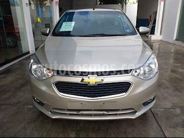 Foto venta Auto usado Chevrolet Aveo LTZ Aut (2018) color Blanco precio $159,800