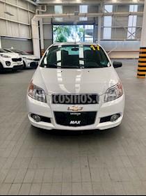 Foto venta Auto usado Chevrolet Aveo LTZ Aut (2017) color Blanco precio $165,000