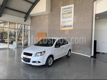 Foto Chevrolet Aveo LTZ Aut usado (2017) color Blanco precio $169,000