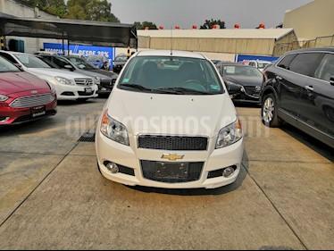 Chevrolet Aveo LTZ Aut usado (2017) color Blanco precio $164,500