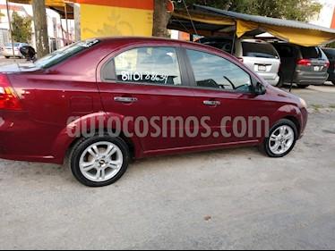 Chevrolet Aveo LTZ Aut usado (2013) color Rojo Tinto precio $99,000