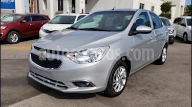Foto venta Auto usado Chevrolet Aveo LTZ Aut (2018) color Plata precio $193,900