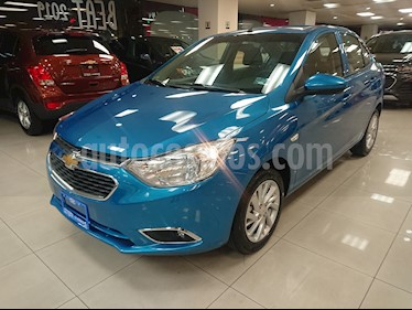 Foto venta Auto nuevo Chevrolet Aveo LTZ Aut color Azul precio $252,400