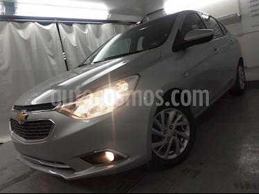 foto Chevrolet Aveo LTZ Aut usado (2018) color Plata Brillante precio $185,000
