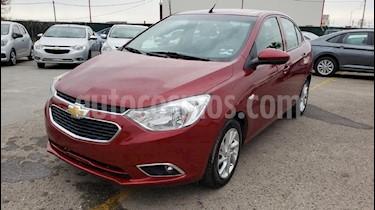 Foto venta Auto usado Chevrolet Aveo LTZ Aut (2018) color Rojo precio $179,900