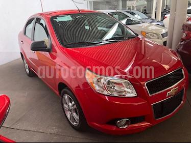 Foto venta Auto usado Chevrolet Aveo LTZ Aut (2016) color Rojo Victoria precio $147,000