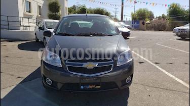 Foto venta Auto usado Chevrolet Aveo LTZ Aut (2017) color Gris precio $123,900