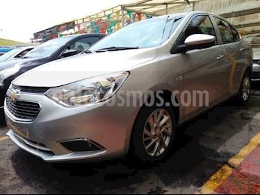 Foto venta Auto usado Chevrolet Aveo LTZ Aut (2018) color Plata precio $169,800