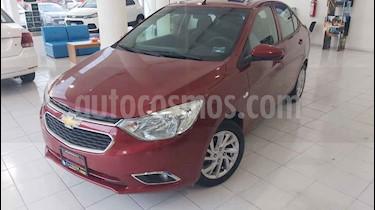 Foto Chevrolet Aveo LTZ Aut usado (2018) color Rojo precio $166,900