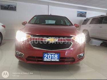 Foto venta Auto usado Chevrolet Aveo LTZ Bolsas de Aire y ABS Aut (Nuevo) (2018) color Rojo Victoria precio $215,000