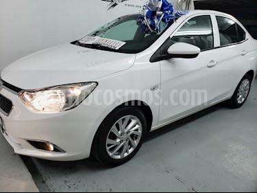 Foto venta Auto usado Chevrolet Aveo LTZ Bolsas de Aire y ABS Aut (Nuevo) (2018) color Blanco precio $184,900