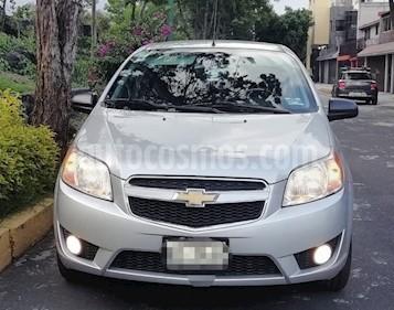 Chevrolet Aveo LTZ Bolsas de Aire y ABS Aut (Nuevo) usado (2017) color Plata Brillante precio $175,000
