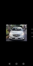 Foto Chevrolet Aveo LTZ Bolsas de Aire y ABS Aut (Nuevo) usado (2017) color Plata Brillante precio $155,000