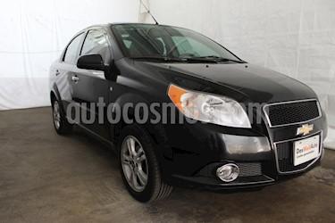 Foto venta Auto usado Chevrolet Aveo LTZ L4/1.6 Man (2016) color Negro precio $142,000
