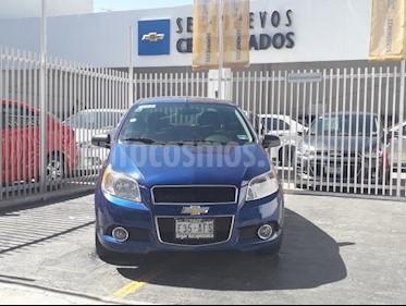 Foto venta Auto usado Chevrolet Aveo LTZ (2016) precio $156,000