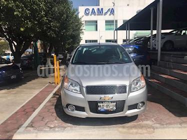 Foto venta Auto Seminuevo Chevrolet Aveo LTZ (2013) color Plata precio $116,900