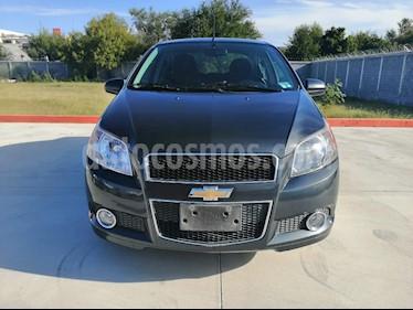 Foto Chevrolet Aveo LTZ usado (2017) color Gris precio $157,000