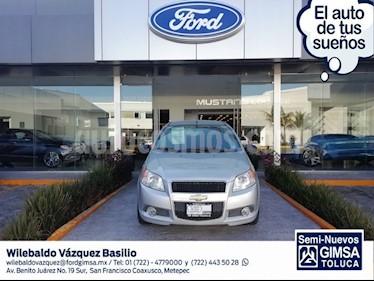 Foto venta Auto usado Chevrolet Aveo LTZ (2017) color Blanco precio $157,000