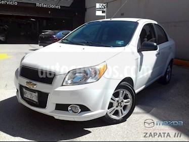Foto Chevrolet Aveo LTZ usado (2013) color Blanco precio $105,000