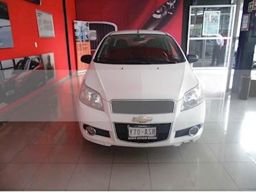 Foto venta Auto usado Chevrolet Aveo LTZ (2014) color Blanco precio $110,000