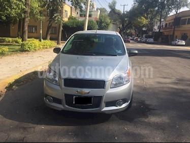 Foto Chevrolet Aveo LTZ usado (2014) color Plata Brillante precio $120,000