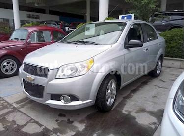 Foto venta Auto usado Chevrolet Aveo LTZ (2017) color Plata precio $169,000