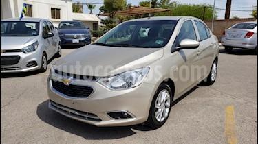 Foto venta Auto usado Chevrolet Aveo LTZ (2018) color Dorado precio $174,900