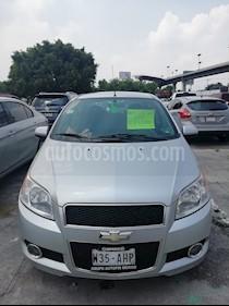 Foto venta Auto usado Chevrolet Aveo LTZ (2014) color Plata Brillante precio $119,800