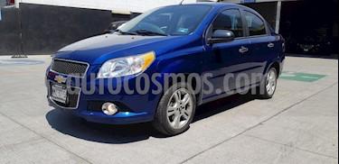 Foto venta Auto usado Chevrolet Aveo LTZ (2013) color Azul Metalico precio $129,900
