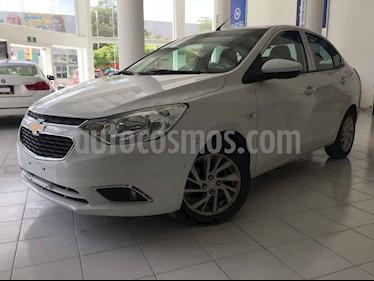 Foto venta Auto usado Chevrolet Aveo LTZ (2018) color Blanco precio $169,800
