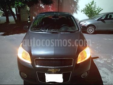 Foto venta Auto usado Chevrolet Aveo LTZ (2015) color Gris precio $125,000