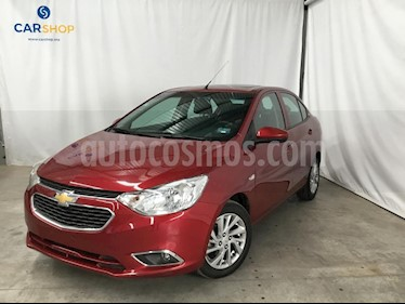 Foto venta Auto usado Chevrolet Aveo LTZ (2018) color Rojo precio $177,400
