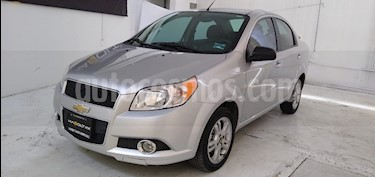 Foto Chevrolet Aveo LTZ usado (2015) color Plata precio $112,540