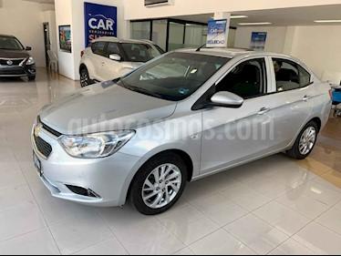 Foto venta Auto usado Chevrolet Aveo LTZ (2018) color Plata precio $169,800