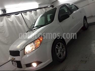 Foto venta Auto usado Chevrolet Aveo LTZ (2017) color Blanco precio $124,000