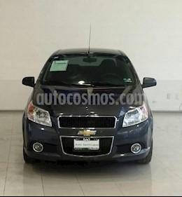 Foto venta Auto usado Chevrolet Aveo LTZ (2014) color Gris precio $120,000